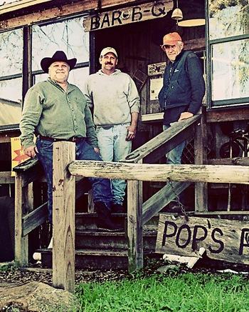 Pops Pitt - Texas